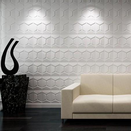 Panneau mural 3D Bee