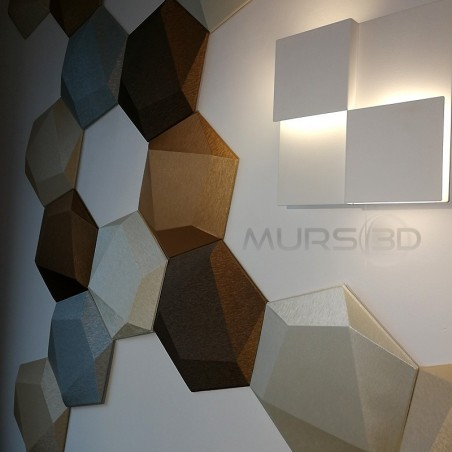 Revêtement mural 3D TAURIEL