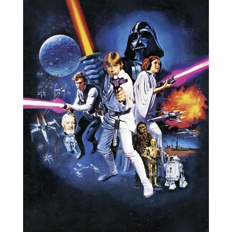 STARWARS Poster Classic 1 intissé