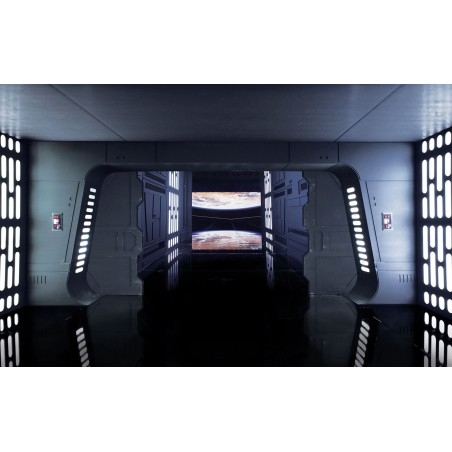 STARWARS Death Star Floor intissé