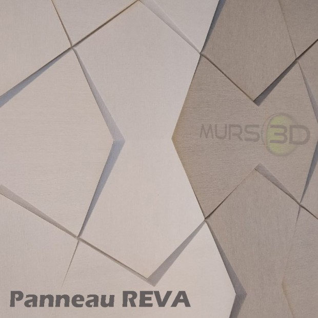 Revêtement mural 3D  REVA