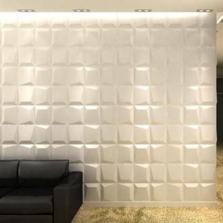 Panneau mural 3D Mosaic salon