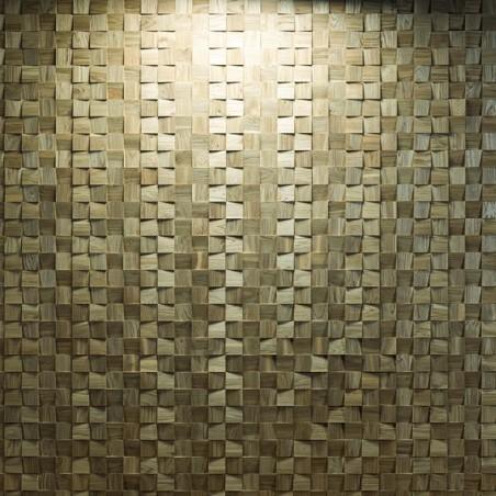 Panneaux bois 3d NOOSA