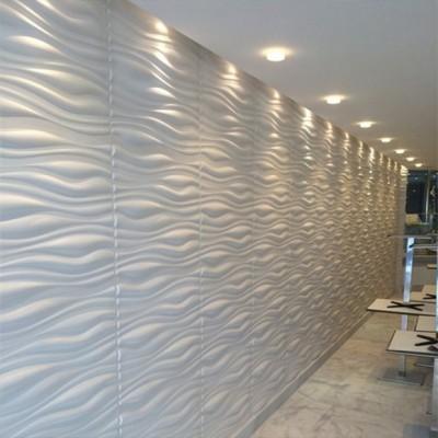 Panneau mural 3D Fold PVC