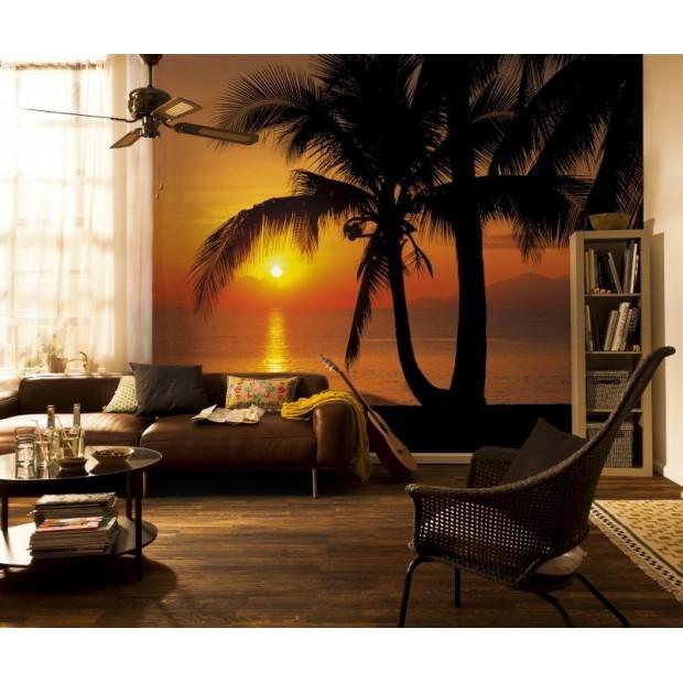 Palmy Beach Sunrise