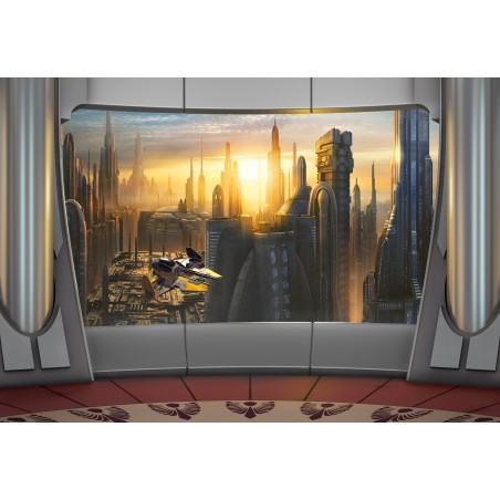 STARWARS Vue Panoramique