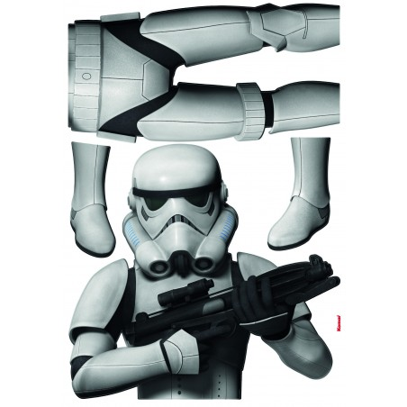 Sticker STARWARS Stormtrooper